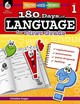 180 Days Of Language For First Grade - Dugan, Christine - ISBN: 9781425811662