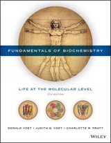 Fundamentals Of Biochemistry Fifth Edition - Pratt, Charlotte W.; Voet, Judith G.; Voet, Donald - ISBN: 9781118918401