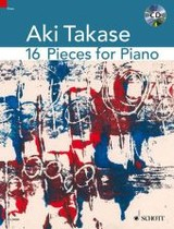 16 Pieces For Piano Solo + Cd - (NA) - ISBN: 9783795748555