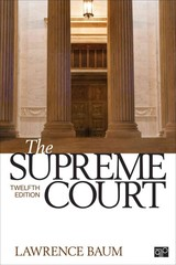 Supreme Court - Baum, Lawrence A. - ISBN: 9781483376110