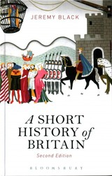 Short History Of Britain - Black, Professor Jeremy - ISBN: 9781472586650