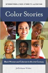 Color Stories - Wilder, Jeffrianne - ISBN: 9781440831096
