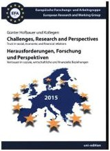 Challenges, Research and Perspectives 2015: Trust in social, economic and financial relations - ISBN: 9783944072456