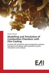 Modelling And Simulation Of Combustion Chambers With Film Cooling - Venanzi Matteo - ISBN: 9783639774238