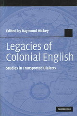 Legacies Of Colonial English - ISBN: 9780521830201