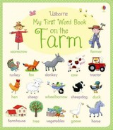 My First Word Book: On The Farm - Brooks, Felicity - ISBN: 9781409582465