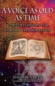 Voice As Old As Time - Bennett, David - ISBN: 9781844096688