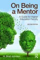 On Being A Mentor - Johnson, W. Brad (united States Naval Academy, Usa) - ISBN: 9781138892279
