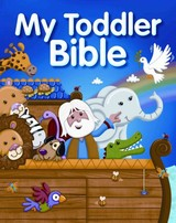 My Toddler Bible - David, Juliet - ISBN: 9781781282410