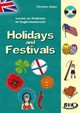 Lernen an Stationen im Englischunterricht - Holidays and Festivals, m. Audio-CD - Altgen, Christine - ISBN: 9783867406666