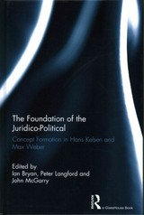 Foundation Of The Juridico-political - Bryan, Ian (EDT)/ Langford, Peter (EDT)/ McGarry, John (EDT) - ISBN: 9780415524810