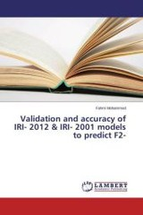 Validation And Accuracy Of Iri- 2012 & Iri- 2001 Models To Predict F2- - Mohammed Fahmi - ISBN: 9783659792847