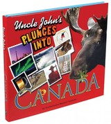 Uncle John's Plunges Into Canada - Bathroom Readers' Institute (COR) - ISBN: 9781626861114