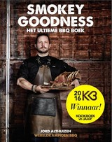 Smokey goodness - Jord Althuizen; Martine Steenstra - ISBN: 9789021562292