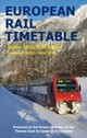 European Rail Timetable Winter - European Rail Timetable Limited (COR) - ISBN: 9780992907341