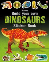 Build Your Own Dinosaurs Sticker Book - Tudhope, Simon - ISBN: 9781409598428