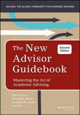 New Advisor Guidebook - Joslin, Jennifer E.; Yoder, Franklin; Folsom, Pat - ISBN: 9781118823415