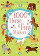 1000 Horse And Pony Stickers - Bowman, Lucy - ISBN: 9781409596486