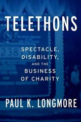 Telethons - Longmore, Paul K. (professor Of History, San Francisco State University) - ISBN: 9780190262075