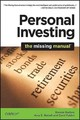 Personal Investing: The Missing Manual - Fabbri, Carol; Buttell, Amy E.; Biafore, Bonnie - ISBN: 9781449381783