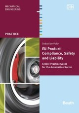 EU Product Compliance, Safety and Liability - Polly, Sebastian - ISBN: 9783410242475