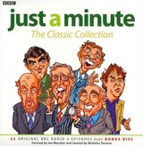 Just A Minute: The Classic Collection - Messiter, Ian; Bbc - ISBN: 9781408469996