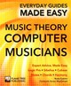 Music Theory For Computer Musicians - Cutchin, Rusty - ISBN: 9781783614134