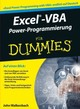 Excel-vba Alles In Einem Band Fur Dummies - Walkenbach, John - ISBN: 9783527712991