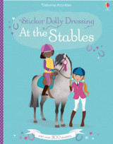 Sticker Dolly Dressing At The Stables - Bowman, Lucy - ISBN: 9781409595274