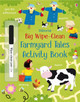 Big Wipe Clean Farmyard Tales Activities Book - Robson, Kirsteen - ISBN: 9781474907248