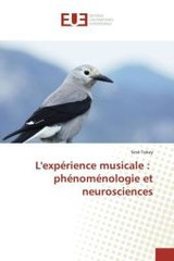 L'experience Musicale - Tokay Sera - ISBN: 9783841672940