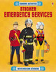 Sticker Emergency Services - Baer, Sam - ISBN: 9781474907118