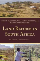 Land Reform In South Africa - Ramutsindela, Maano; Moseley, William G.; Mccusker, Brent - ISBN: 9781442207165