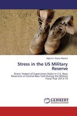 Stress In The Us Military Reserve - Reyes-mariano Miguel A - ISBN: 9783659752568