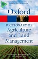 Dictionary Of Agriculture And Land Management - Davis, Andrew (royal Agricultural University); Foot, Katharine (royal Agric... - ISBN: 9780199654406