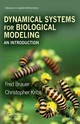 Dynamical Systems For Biological Modeling - Kribs, Christopher (university Of Texas At Arlington, Usa); Brauer, Fred (university Of British Columbia, Vancouver, Canada) - ISBN: 9781420066418