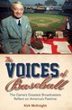 Voices Of Baseball - Mcknight, Kirk - ISBN: 9781442244474