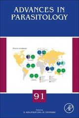 Advances In Parasitology - ISBN: 9780128051313