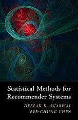 Statistical Methods For Recommender Systems - Chen, Bee-chung; Agarwal, Deepak K. - ISBN: 9781107036079