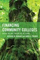 Financing Community Colleges - Palmer, James C.; Romano, Richard M. - ISBN: 9781475810639