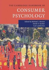 Cambridge Handbook Of Consumer Psychology - ISBN: 9781107069206
