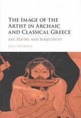 Image Of The Artist In Archaic And Classical Greece - Hedreen, Guy (williams College, Massachusetts) - ISBN: 9781107118256
