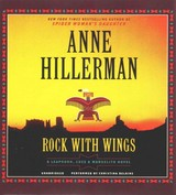 Rock With Wings - Hillerman, Anne/ Delaine, Christina (NRT) - ISBN: 9781504611077