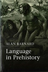 Approaches To The Evolution Of Language - Barnard, Alan (university Of Edinburgh) - ISBN: 9781107041127