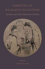 Varieties Of Religious Invention - Gray, Patrick (EDT) - ISBN: 9780199359714