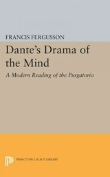 Dante's Drama Of The Mind - Fergusson, Francis - ISBN: 9780691622613