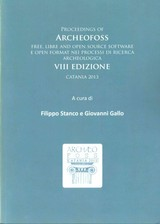 Proceedings Of Archeofoss - Stanco, Filippo (EDT)/ Gallo, Giovanni (EDT) - ISBN: 9781784912598