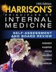 Harrisons Principles Of Internal Medicine Self-assessment And Board Review - Wiener, Charles M.; Fauci, Anthony S.; Braunwald, Eugene; Kasper, Dennis L.; Hauser, Stephen L.; Longo, Dan L.; Jameson, J. Larry; Loscalzo, Joseph; Brown, Cynthia - ISBN: 9781259642883