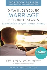 Saving Your Marriage Before It Starts Workbook For Men Updated - Parrott, Les and Leslie - ISBN: 9780310875420