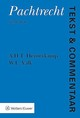 Tekst & Commentaar, Pachtrecht - mr. A.H.T. Heisterkamp, mr. W.L. Valk - ISBN: 9789013125924